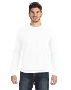 Anvil Adult 7 Ounce Crewneck French Terry