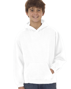 Comfort Colors Youth 80/20% Cotton/Poly 10.0 Ounce Hooded Sweatshirt.                                                 *SHIPS in