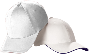 Flexfit® Cool & Dry Sandwich Twill Cap