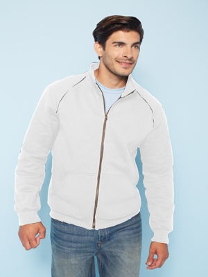 Gildan 9.0 Ounce Premium Cotton Adult Full Zip Jacket